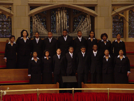 Choir Loft at Abyssinian Baptist: Seitu Oronde, Strategic Thinking LLC